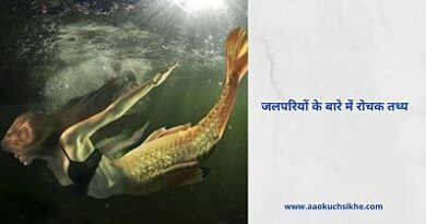 facts about mermaids in hindi