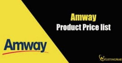 Amway Products price list in Hindi