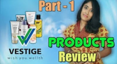 Vestige Products review